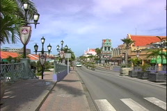 Orangestad-ws - stock footage