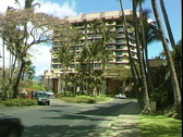Resort Arrival Stock Footage