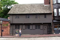 Revere House Stock Footage