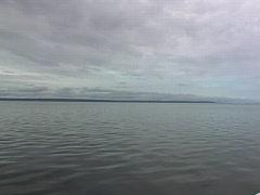 Rio Negro Cloudy-xws-2 Stock Footage