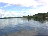 Stock Video Footage of Rio Negro Shore-xws-pov