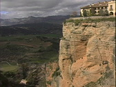 Stock Video Footage of Ronda Vista-pans