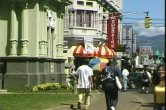 San Jose Street Stock Footage