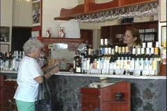 Santo Wine Taster Leaves Stock Footage