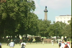 St James's Square Stock Footage