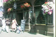 Whitehall Pub Stock Footage
