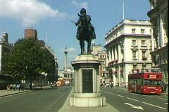 Whitehall Street Stock Footage