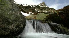 2010 waterfall 07 0814 Stock Footage