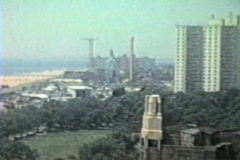 Coney island early '60's Stock Footage