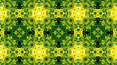 Kaleidoscope VJ loop Full HD Stock Footage