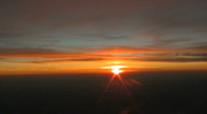 Stock Video Footage of Pilots NYC Sunset2 CR