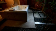 Stock Video Footage of DESIGNER BATHROOM