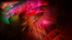 fractal background  Stock Footage