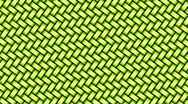Stock Video Footage of Checkered Cane Weave Animation