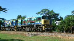 Kuranda scenic  railway Stock Footage