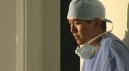 Surgeons Stock Footage