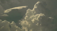 Stock Video Footage of Time Lapse Heavenly Cloudscape