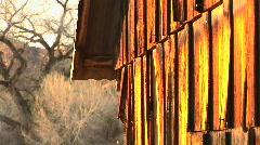 Old barn Stock Footage