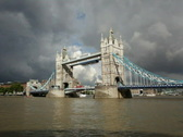 Stock Video Footage of Tower Bridge 07 PAL