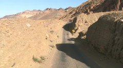 Death Valley National Monument, CA Stock Footage