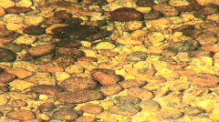 Merced River, Yosemite National Park, CA - stock footage