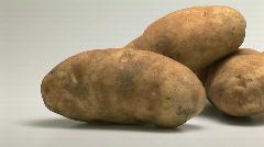 Potato Stock Footage