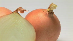 Onions Stock Footage