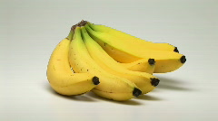 Bananas Stock Footage