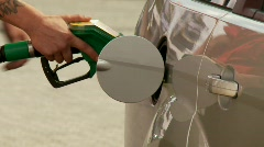Refueling Car Stock Footage