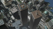 Stock Video Footage of World Trade Center 1080p