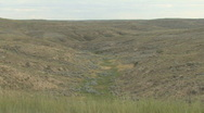 Stock Video Footage of P01198 Wyoming Sagebrush Plains