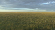 P01200 Tracking Shot of the Great Plains Stock Footage