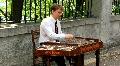 Street musician Footage