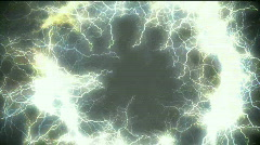 Hole of lightning,wormhole,heaven paradise ray tunnel,universe soul channel. Stock Footage