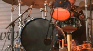 Stock Video Footage of Rock and Roll Drummer (1 of 11)