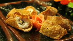 Sushi  - stock footage
