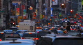 Traffic Jam in New York City, HD Footage