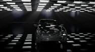 Stock Video Footage of Car presentation, seamless loop