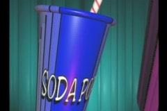 0912 Intermission snacks popcorn soda drink candy Stock Footage