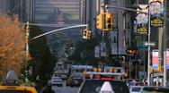 Park Avenue Stock Footage