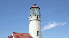 Cape Blanco Lighthouse 2-HD Stock Footage