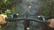 Stock Video Footage of Mountain Biking