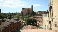 Church in Siena HD Footage