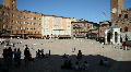 Piazza del Campo, Siena Footage