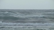 Stock Video Footage of Storm Fiona - stormy seas 6