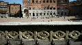 Piazza del Campo, Siena HD Footage