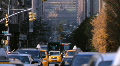 New York City Street traffic Park Avenue NYC HD Footage