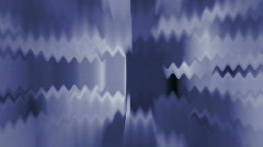 Blue waveform,light rays,computer web tech background.frequency,pulsating, Stock Footage