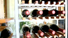 Winery Wine Vault Stock Footage