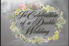 1608L Double häät juhla-Page Turn avaaminen Arkistovideo